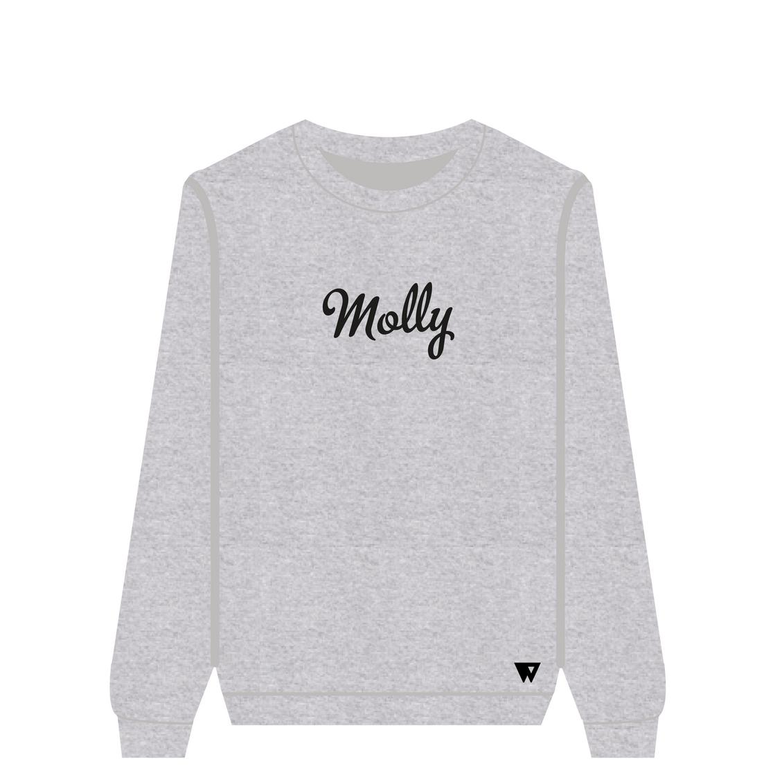 Sweatshirt Molly | Wuzzee