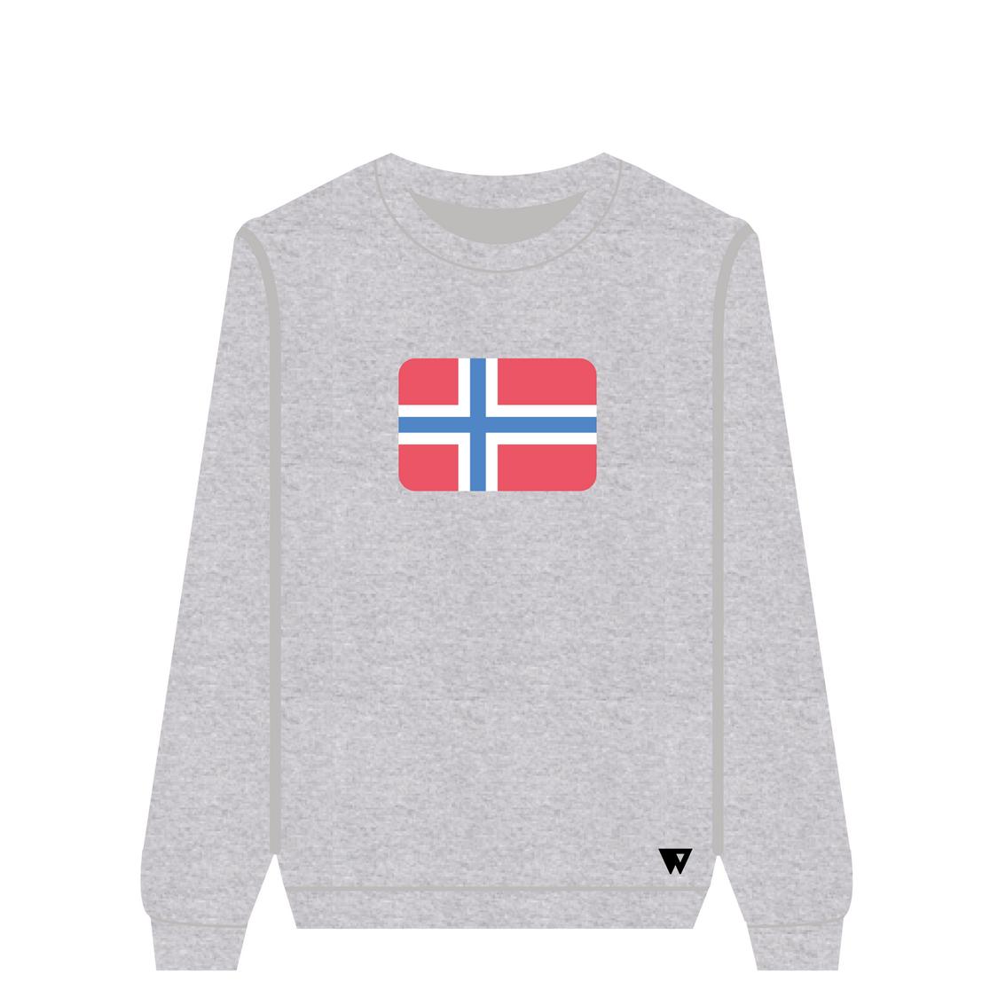 Sweatshirt Norway | Wuzzee