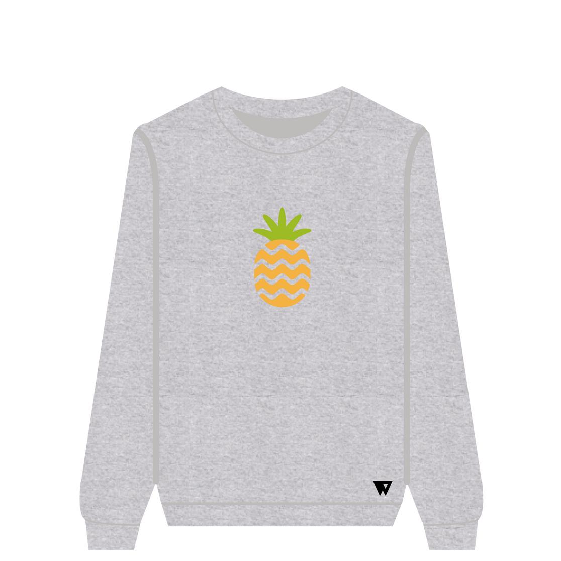 Sweatshirt Pineapple | Wuzzee