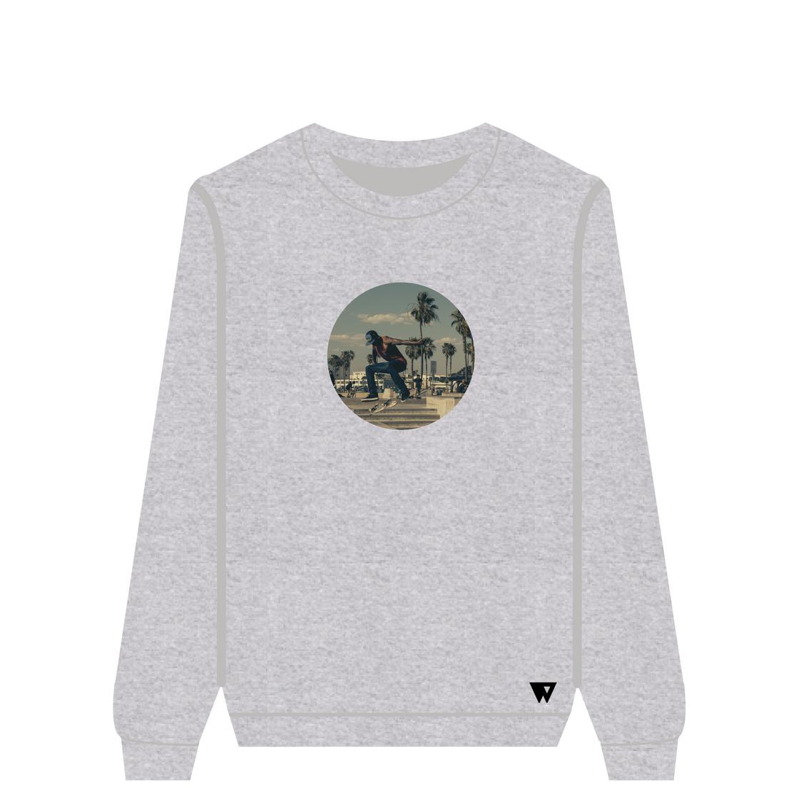 Sweatshirt Skate | Wuzzee