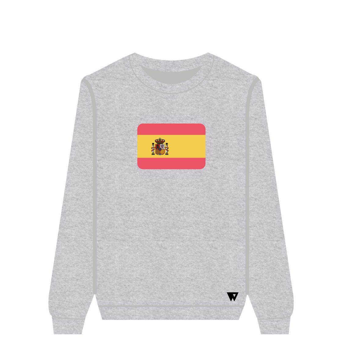 Sweatshirt Spain | Wuzzee