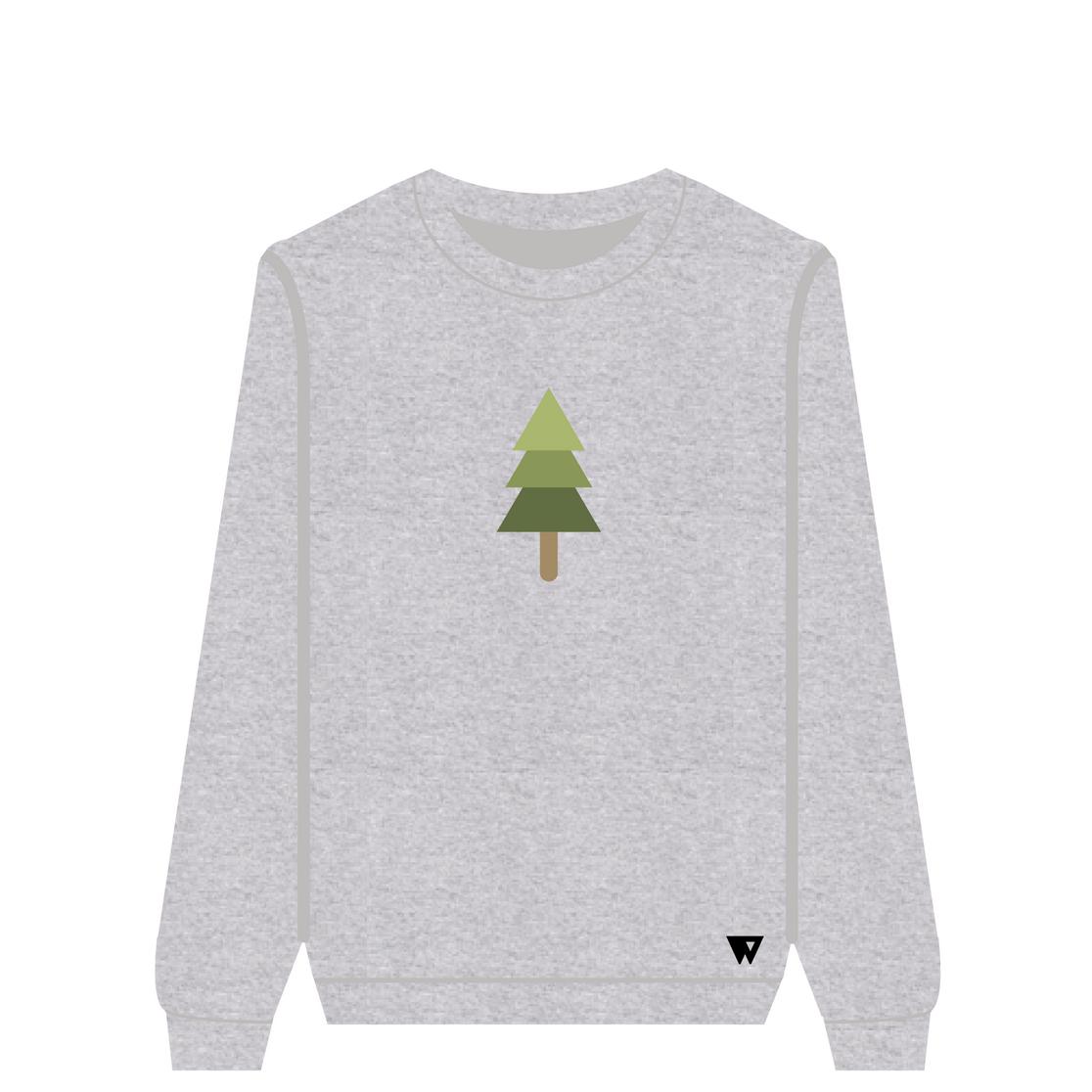 Sweatshirt Spruce | Wuzzee