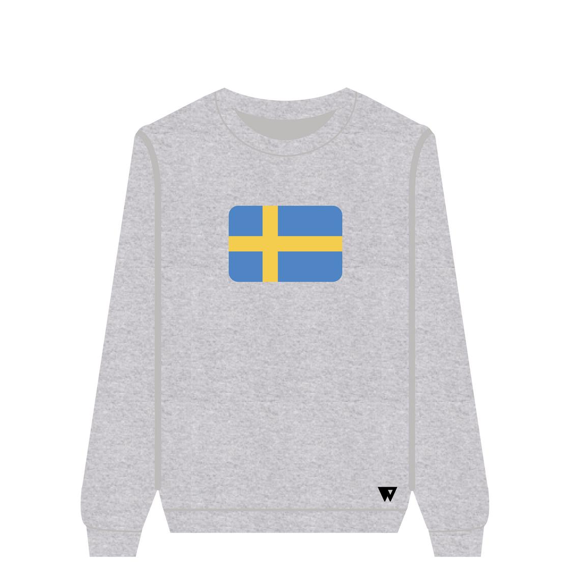 Sweatshirt Sweden | Wuzzee