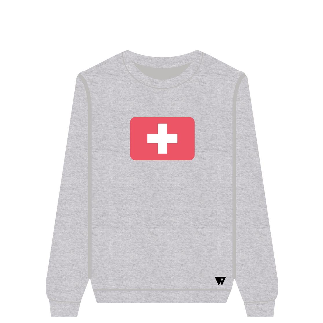 Sweatshirt Swiss | Wuzzee