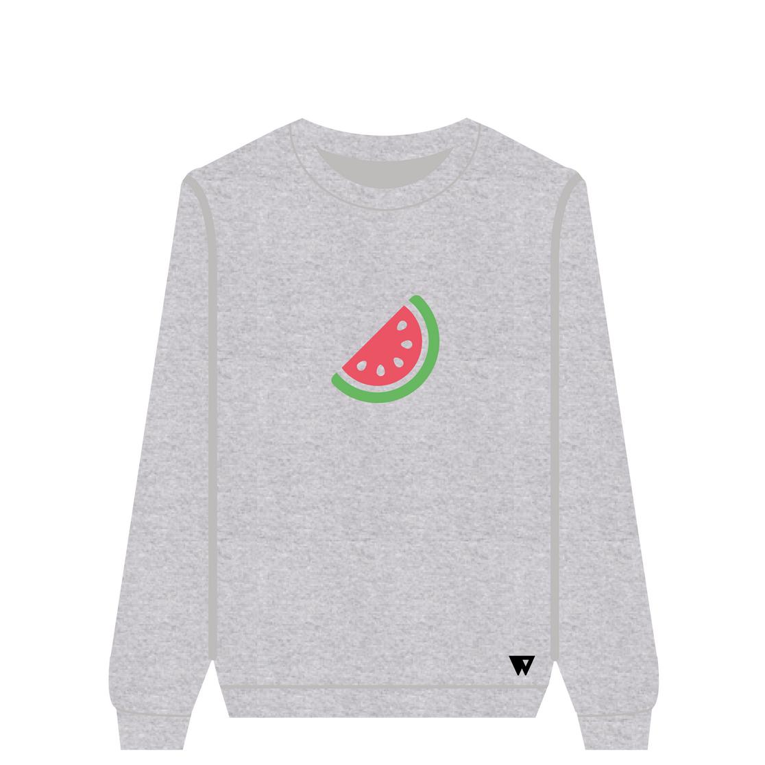 Sweatshirt Watermelon | Wuzzee