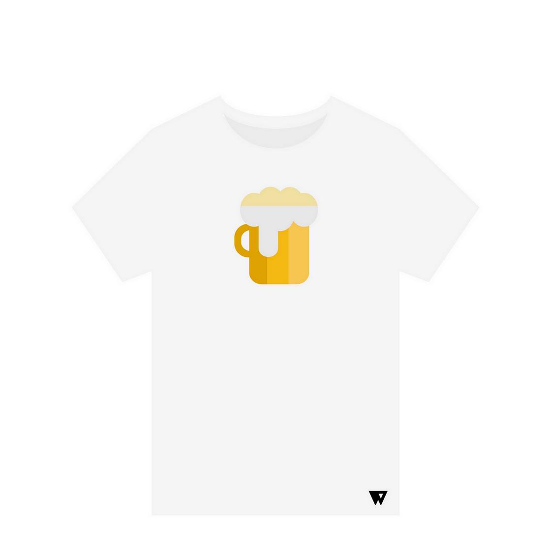 T-Shirt Beer | Wuzzee