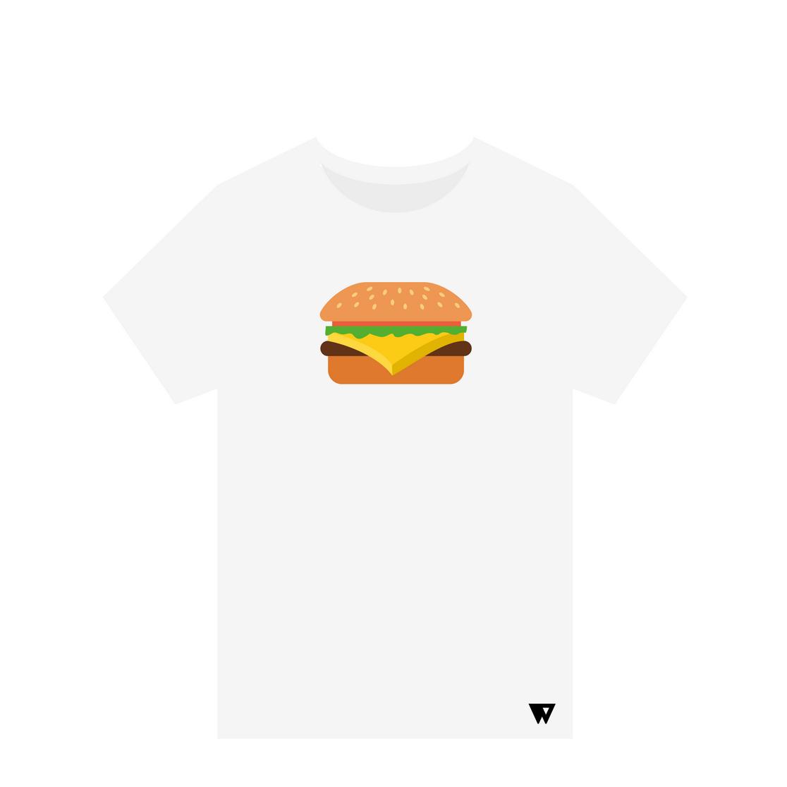 T-Shirt Burger | Wuzzee