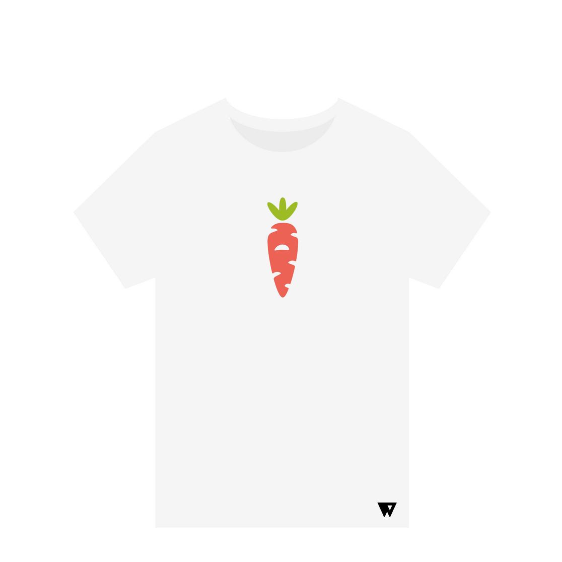 T-Shirt Carrot | Wuzzee