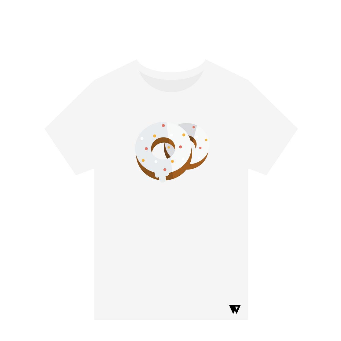 T-Shirt Donuts   Wuzzee
