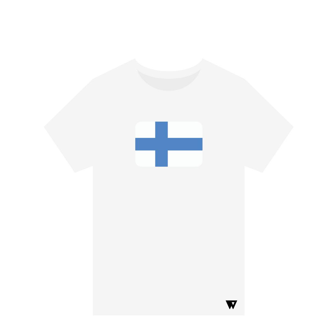 T-Shirt Finland | Wuzzee