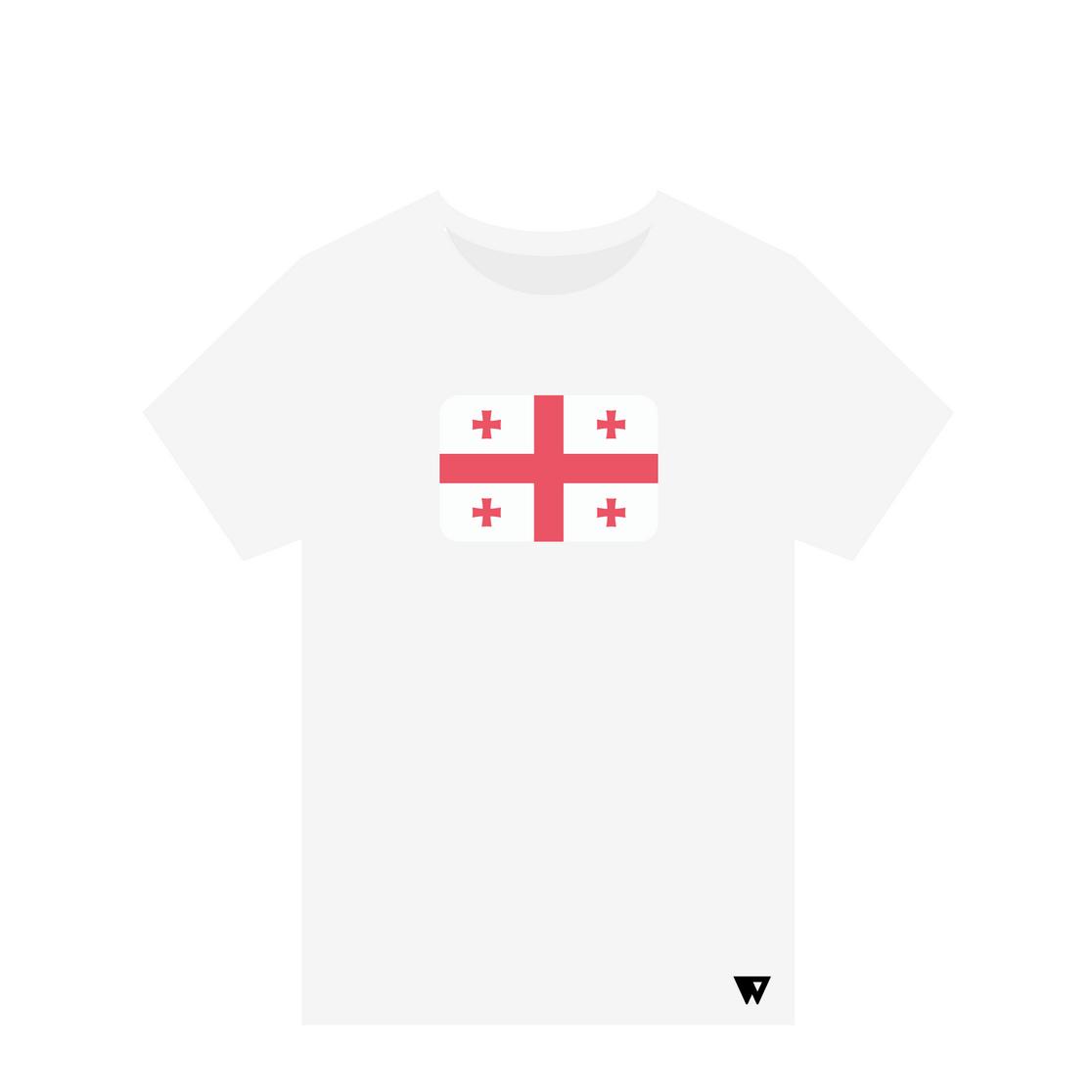 T-Shirt Georgia | Wuzzee