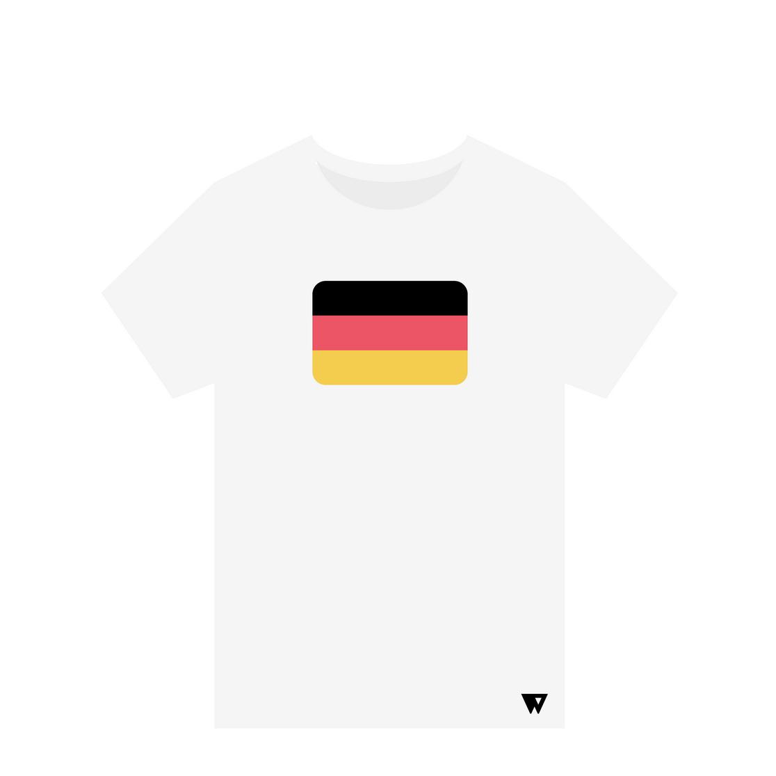 T-Shirt Germany | Wuzzee
