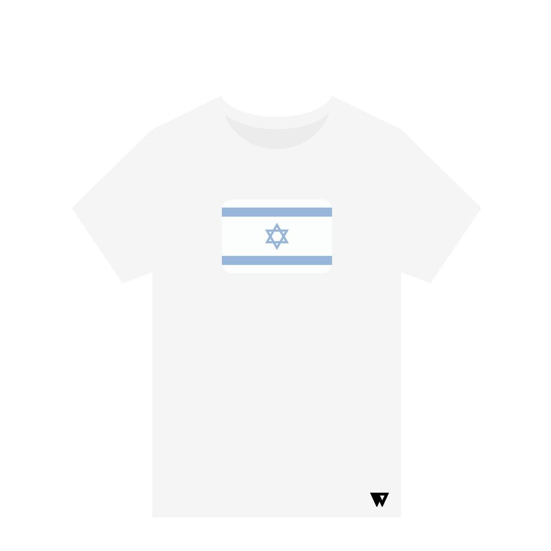 T-Shirt Israel | Wuzzee