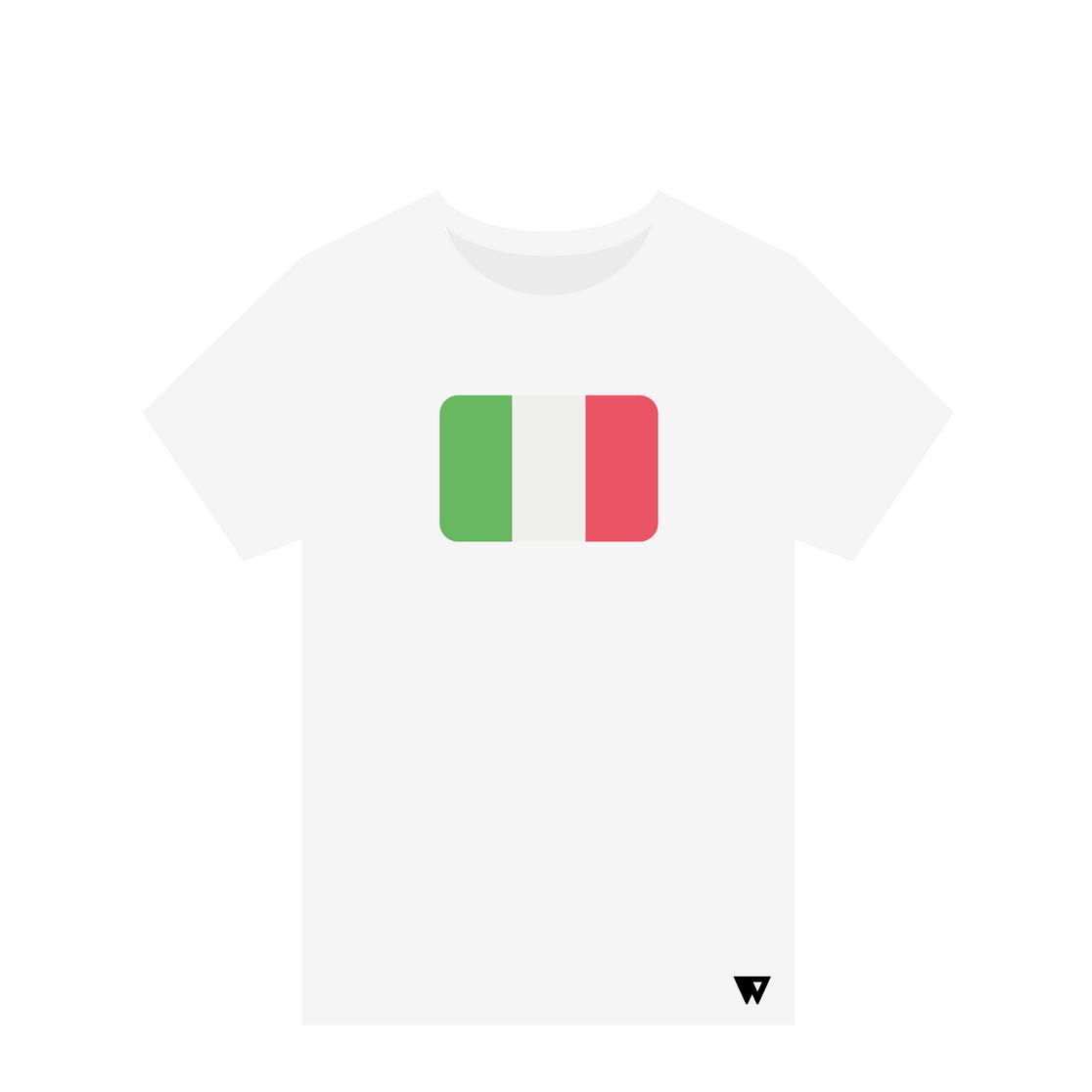 T-Shirt Italy | Wuzzee