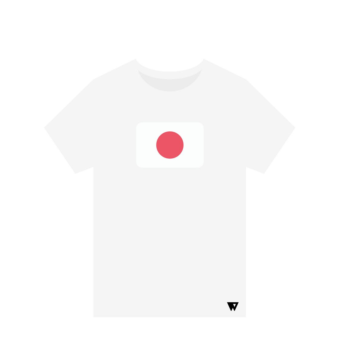 T-Shirt Japan | Wuzzee
