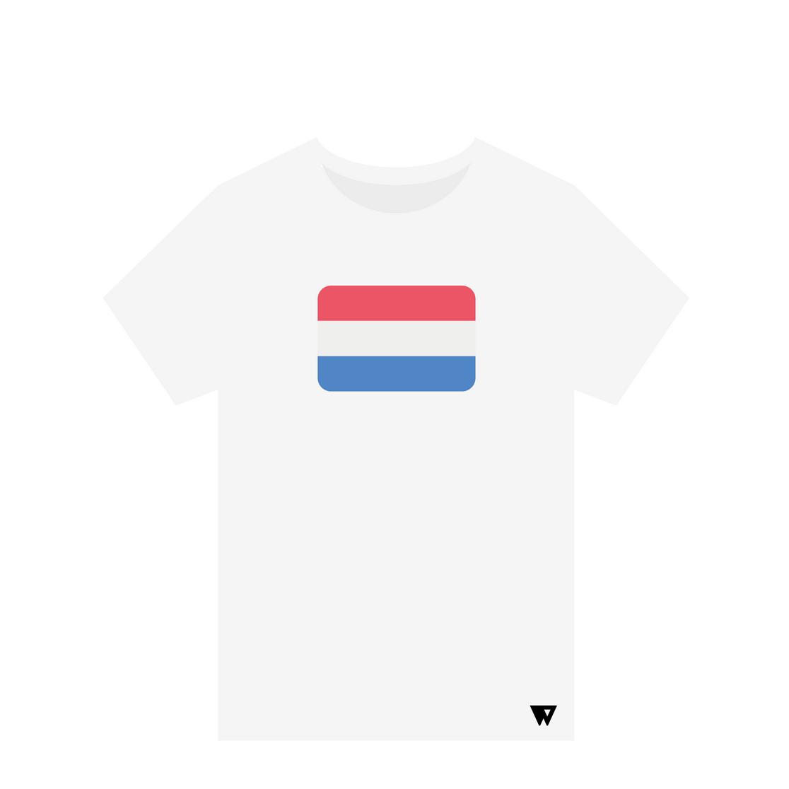 T-Shirt Luxembourg | Wuzzee
