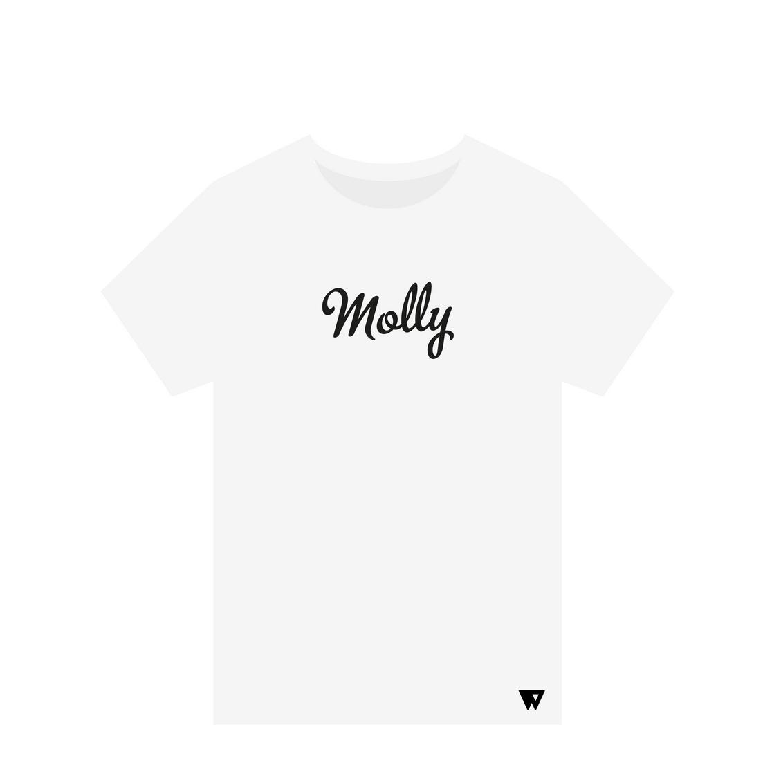 T-Shirt Molly | Wuzzee