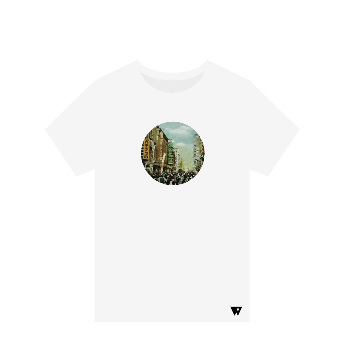 T-Shirt Retro China | Wuzzee