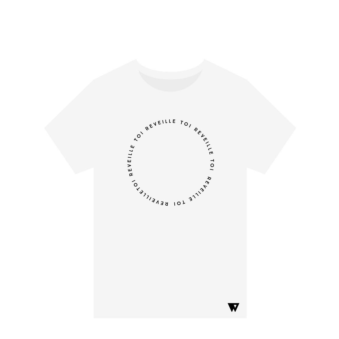 T-Shirt Reveille Toi | Wuzzee