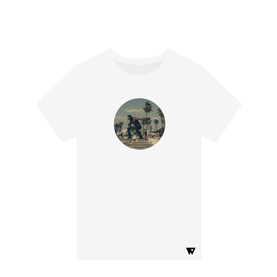 T-Shirt Skate | Wuzzee