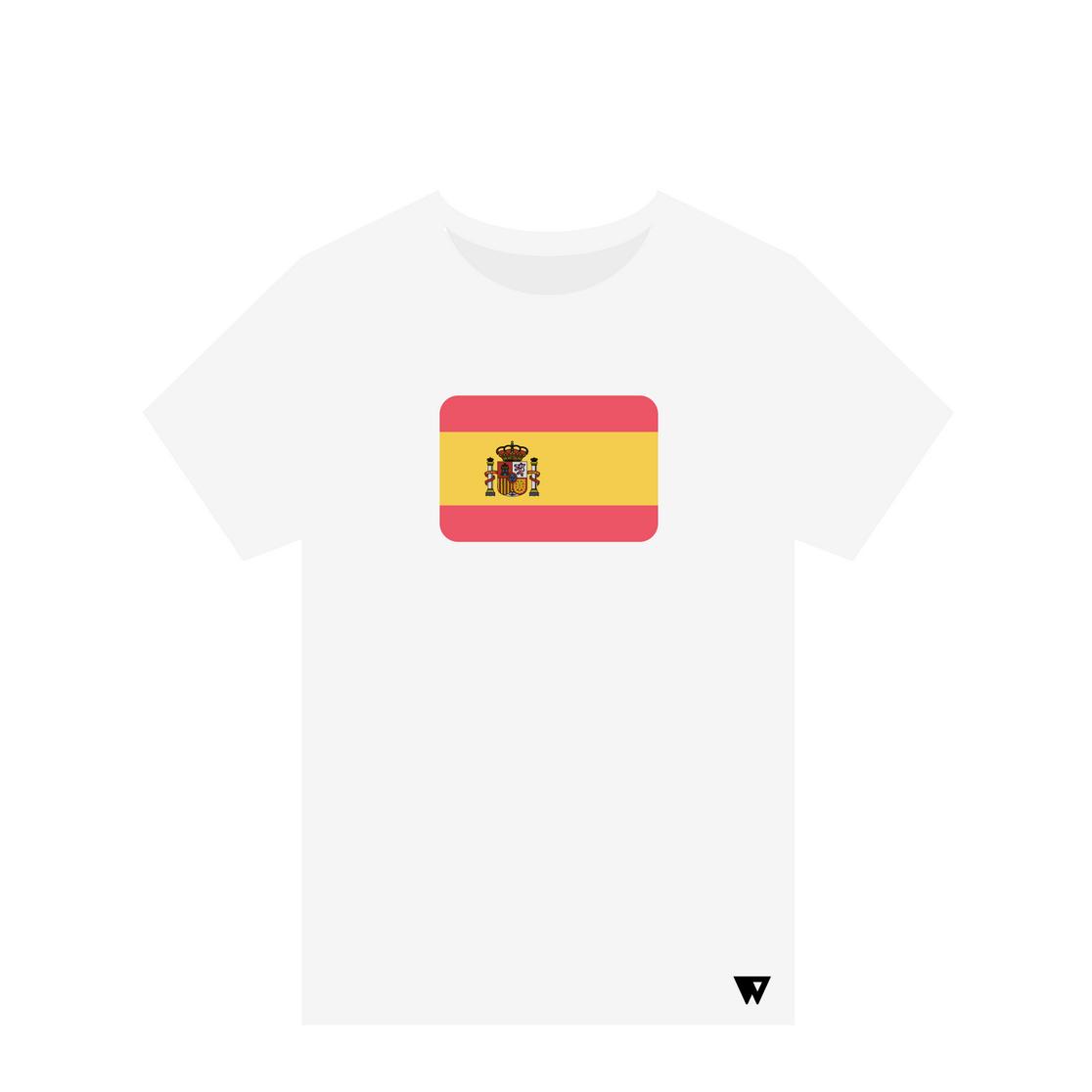 T-Shirt Spain | Wuzzee