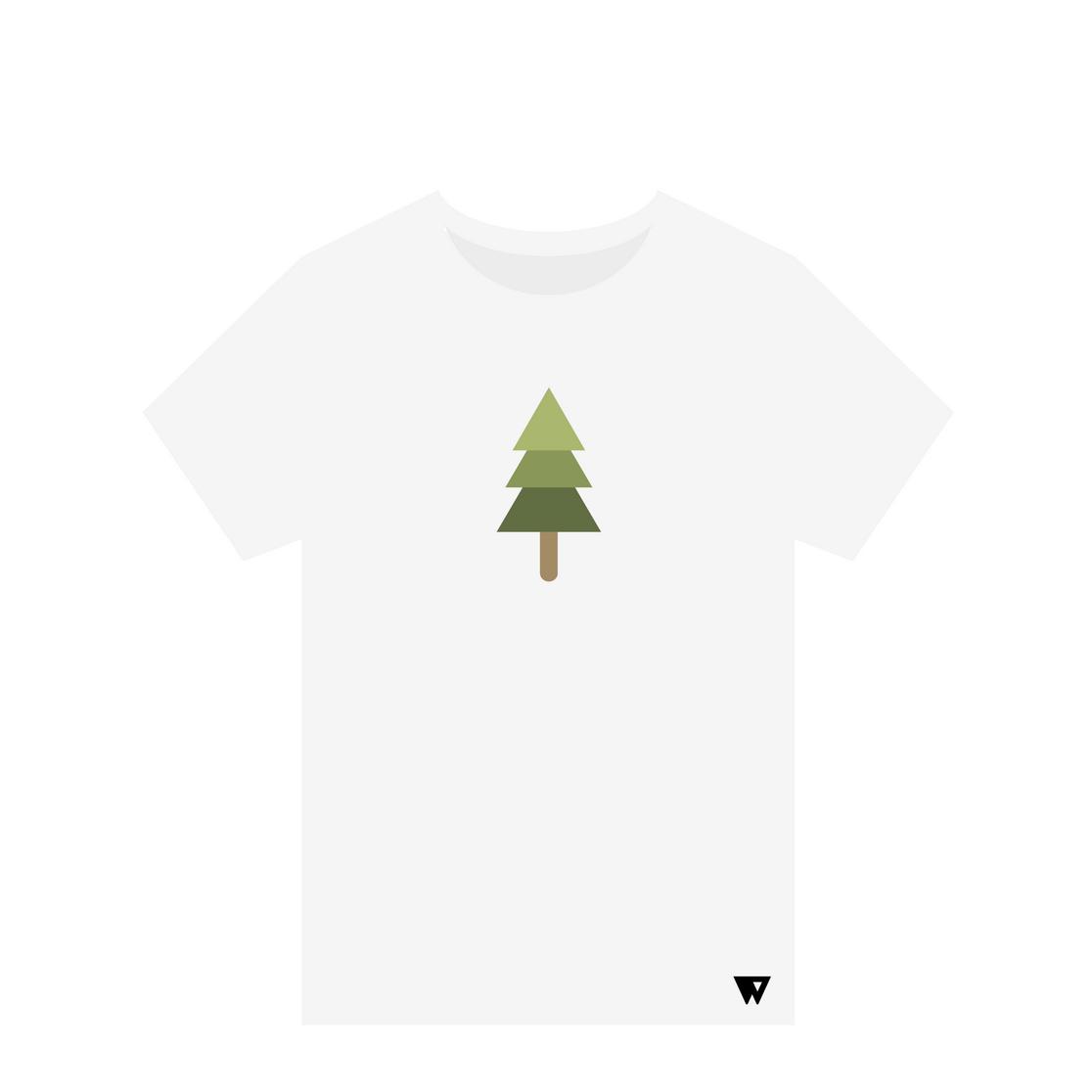 T-Shirt Spruce | Wuzzee