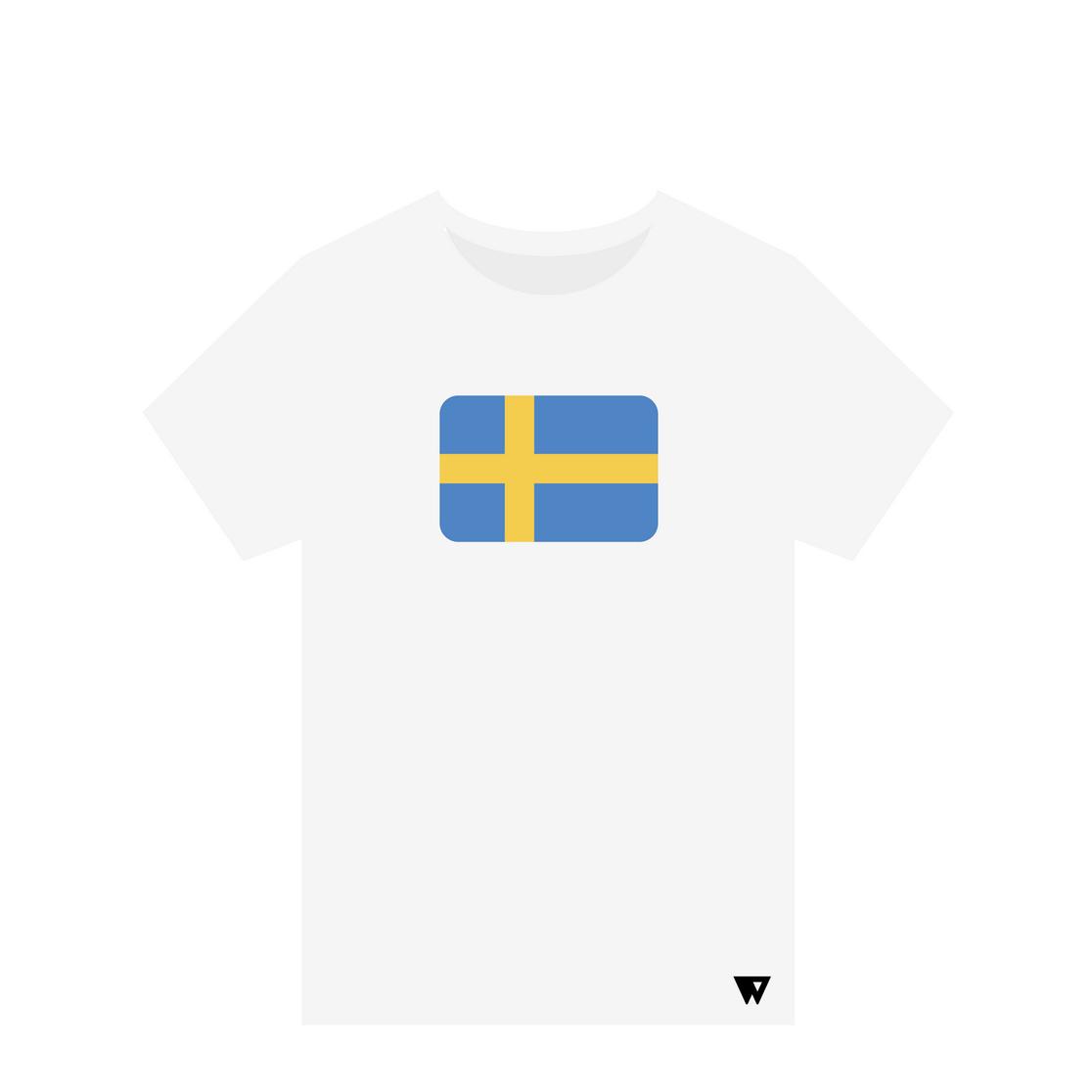 T-Shirt Sweden | Wuzzee