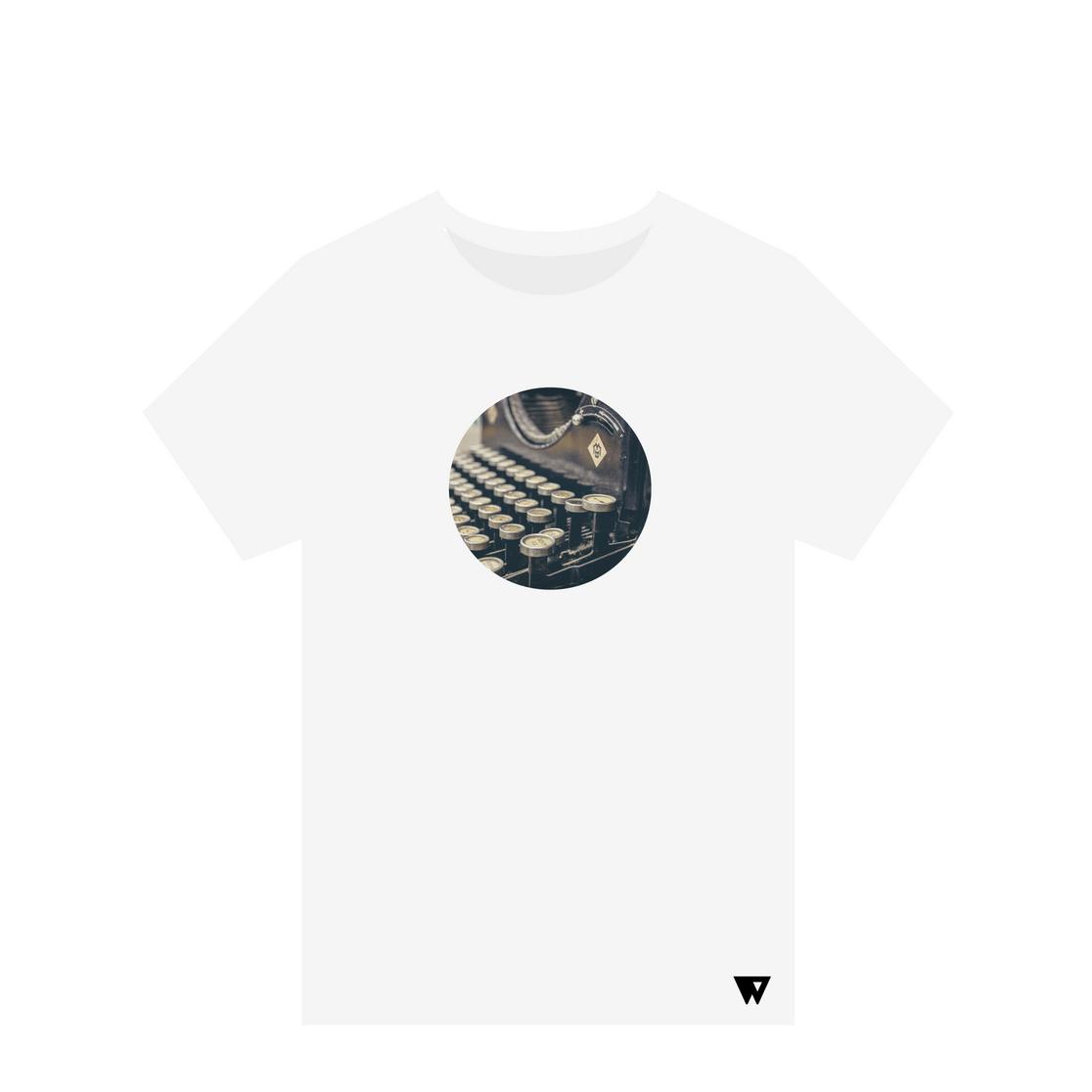 T-Shirt Typeprint | Wuzzee
