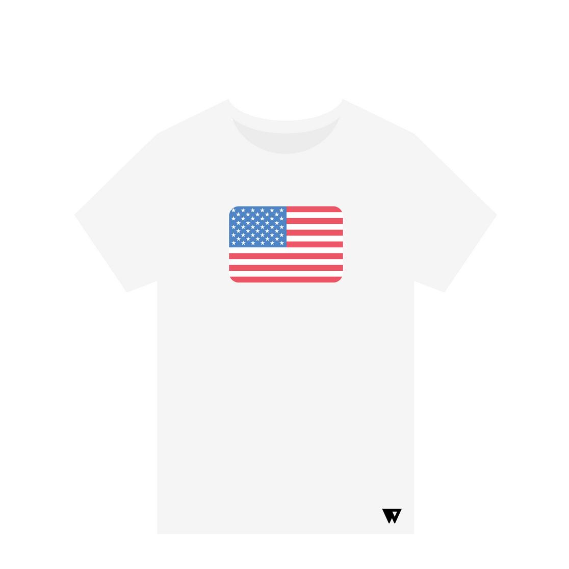 T-Shirt Usa | Wuzzee