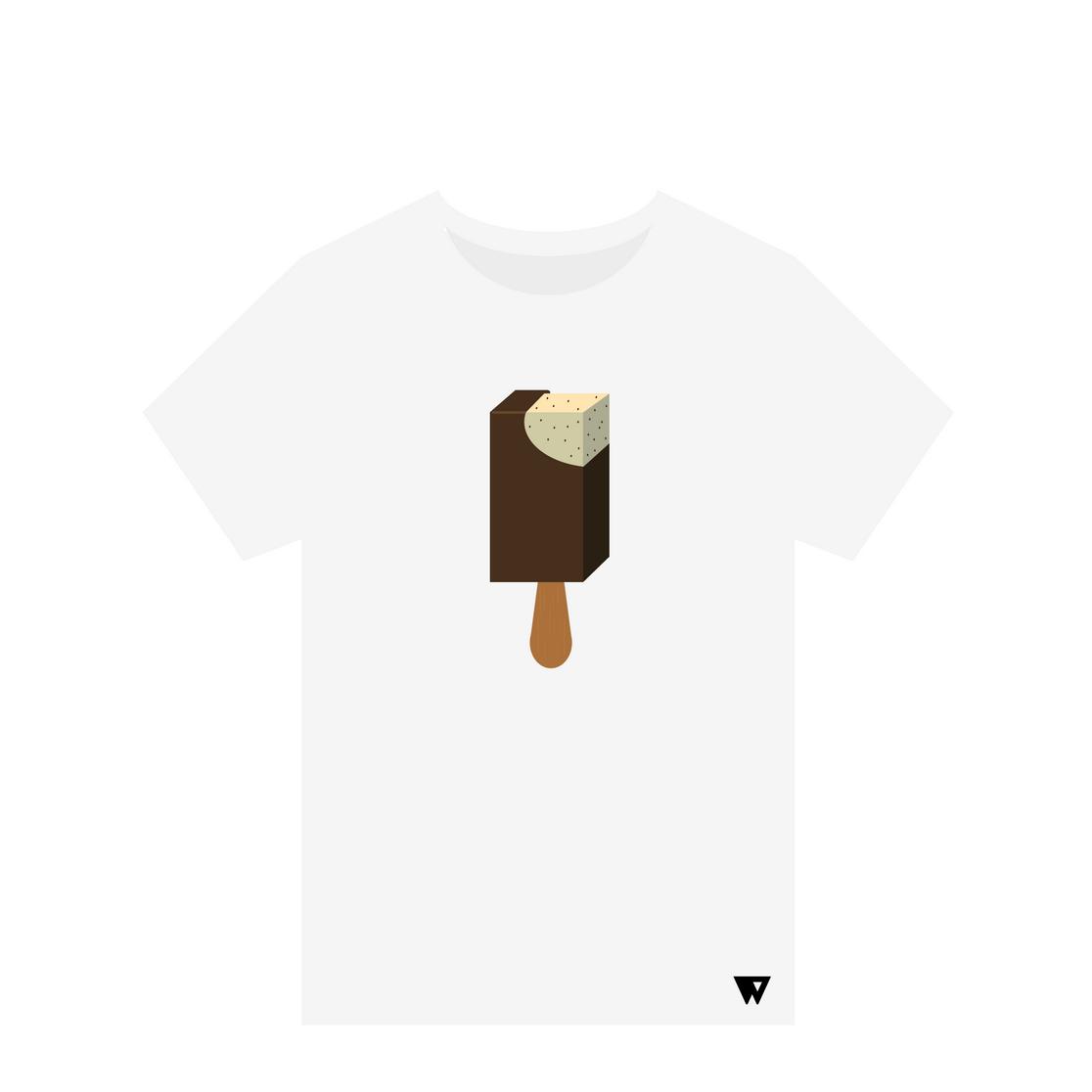 T-Shirt Vanilla Stick Bar | Wuzzee
