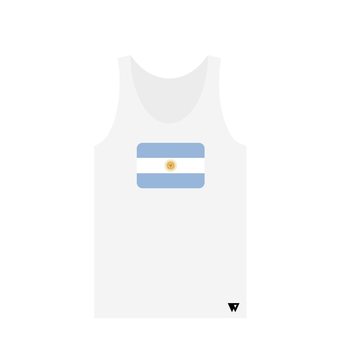 Tank Top Argentina | Wuzzee