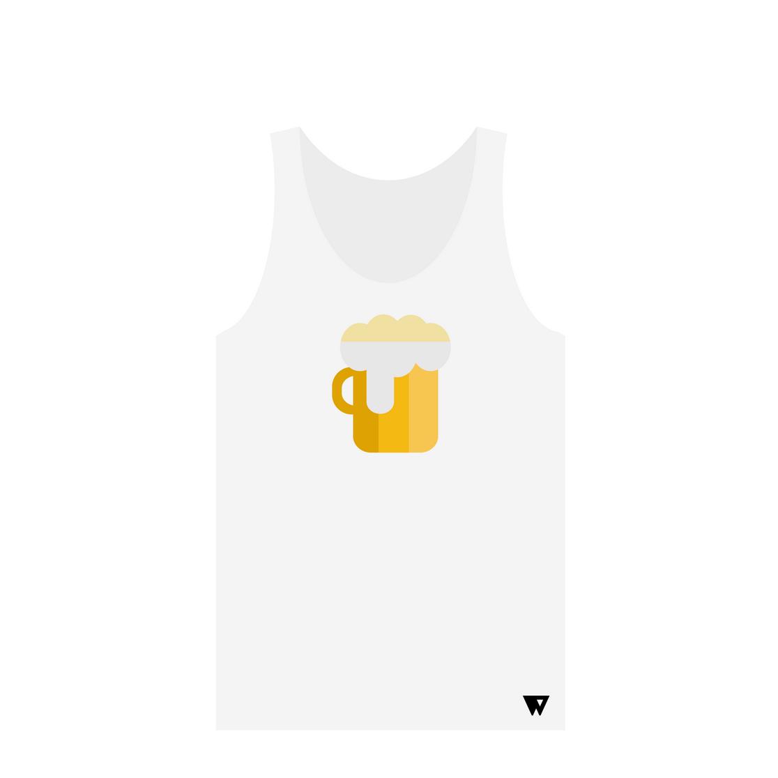 Tank Top Beer | Wuzzee