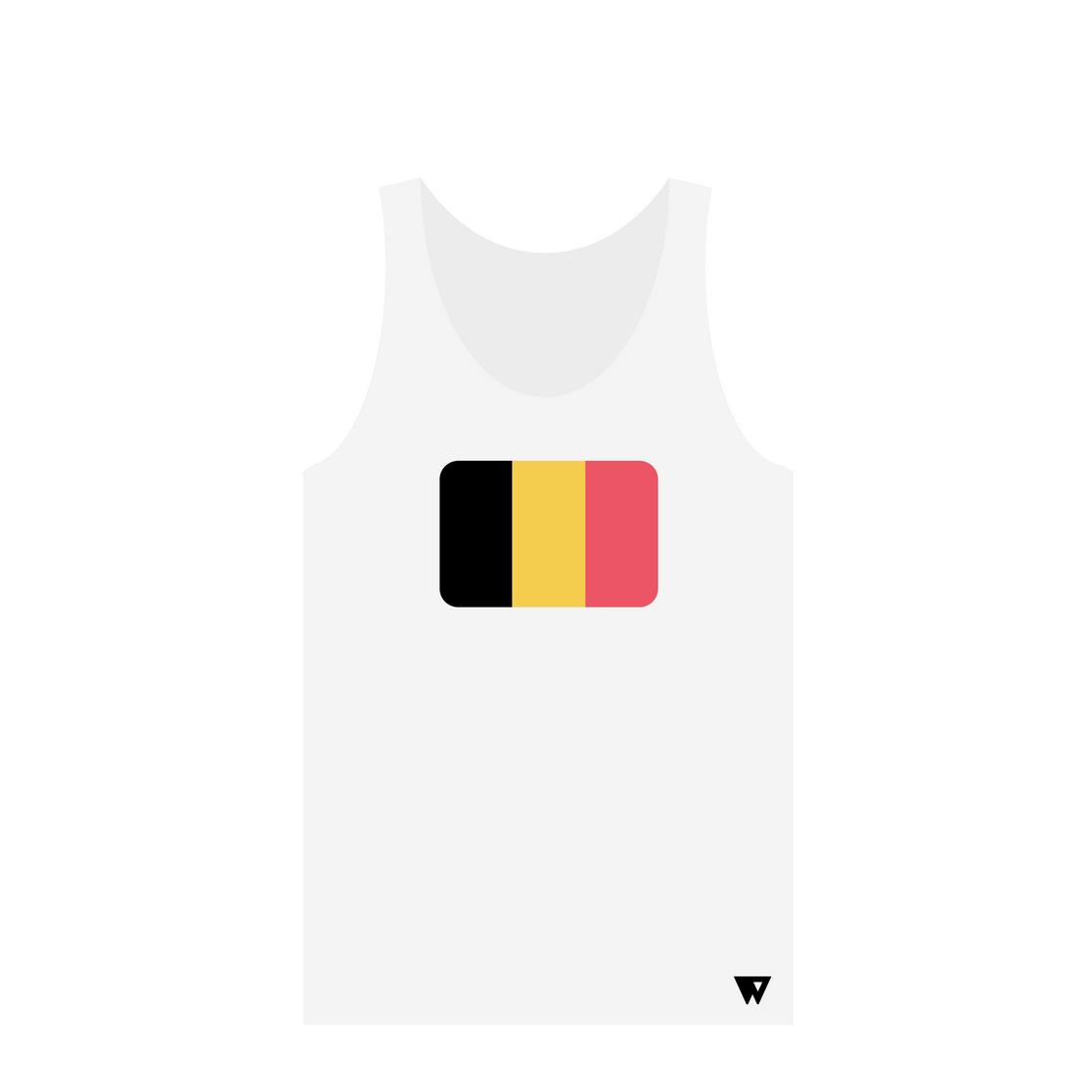 Tank Top Belgium | Wuzzee