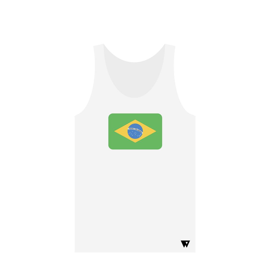 Tank Top Brazil | Wuzzee