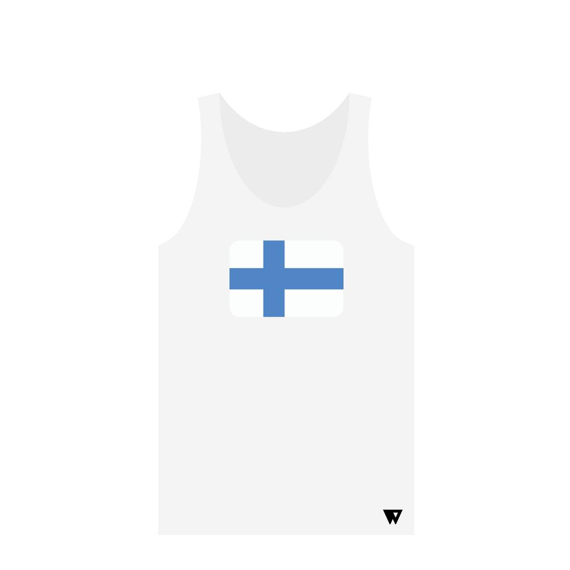 Tank Top Finland | Wuzzee