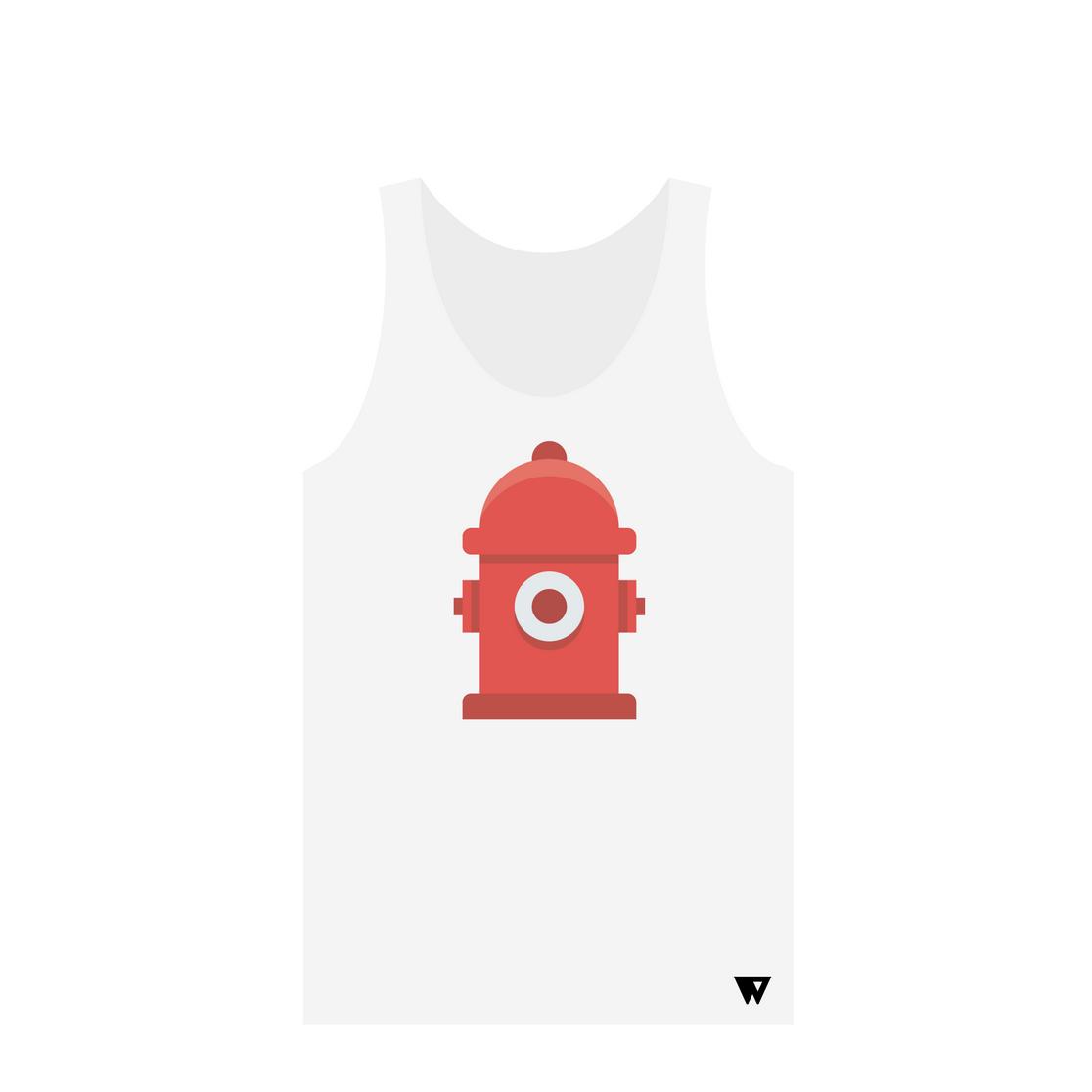 Tank Top Fire Hydrant | Wuzzee