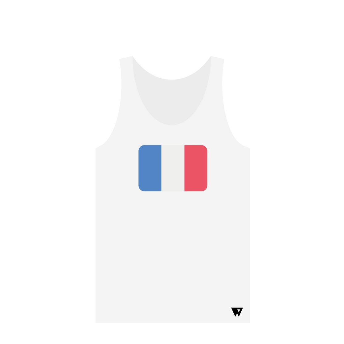 Tank Top France | Wuzzee