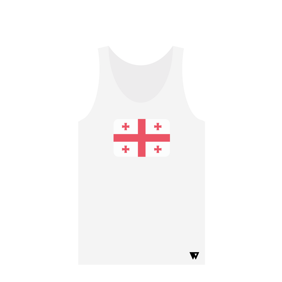 Tank Top Georgia | Wuzzee