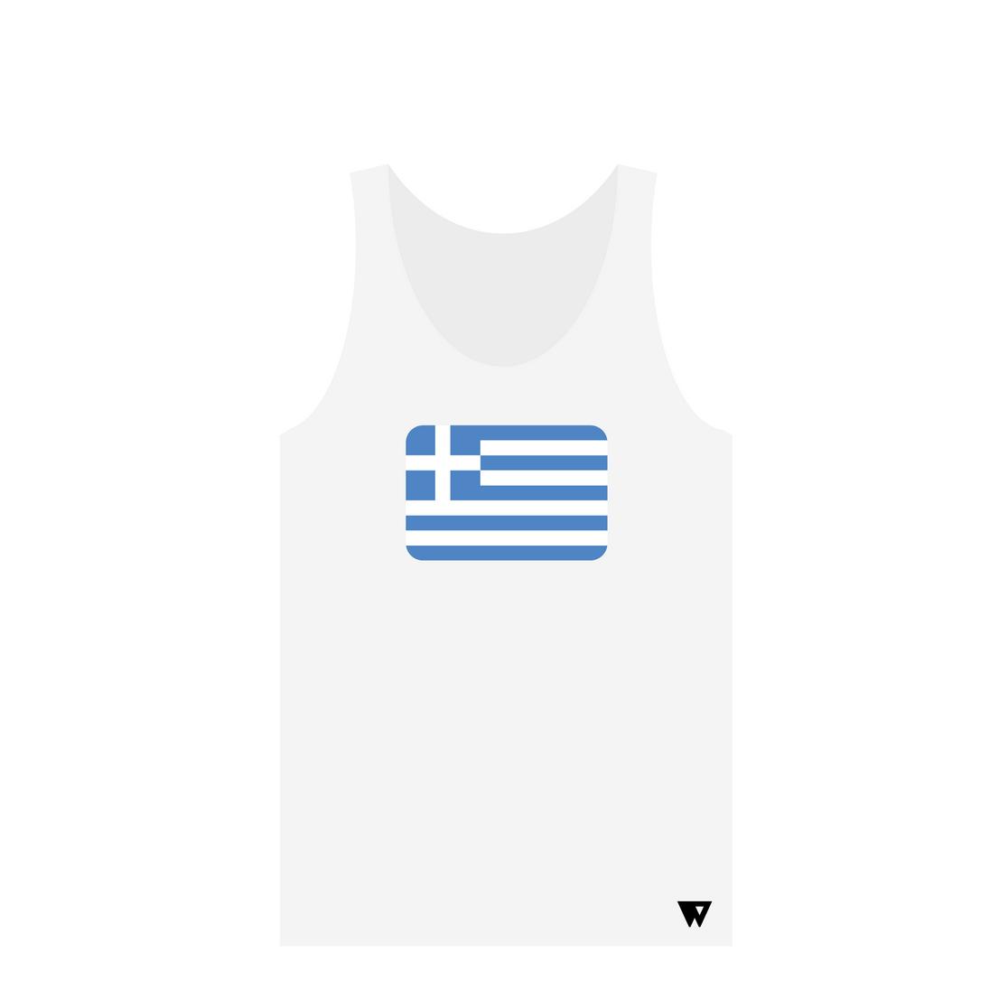 Tank Top Greece | Wuzzee