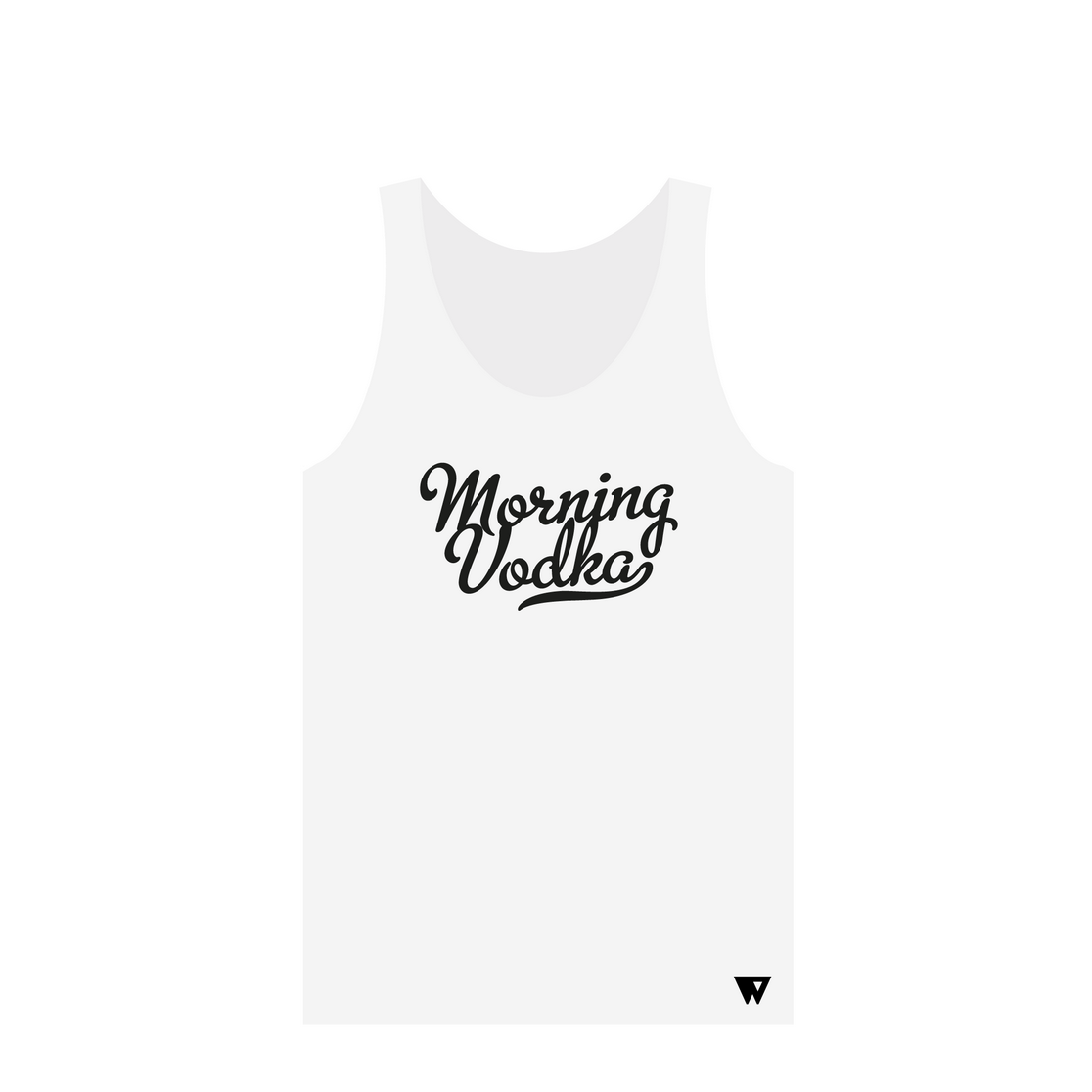 Tank Top Morning Vodka | Wuzzee