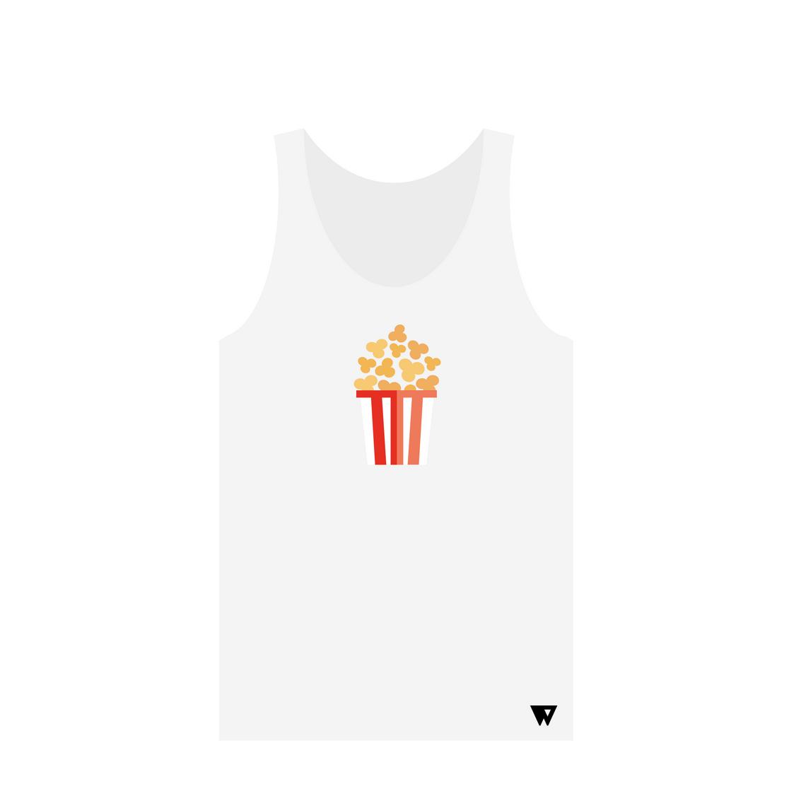 Tank Top Popcorn | Wuzzee