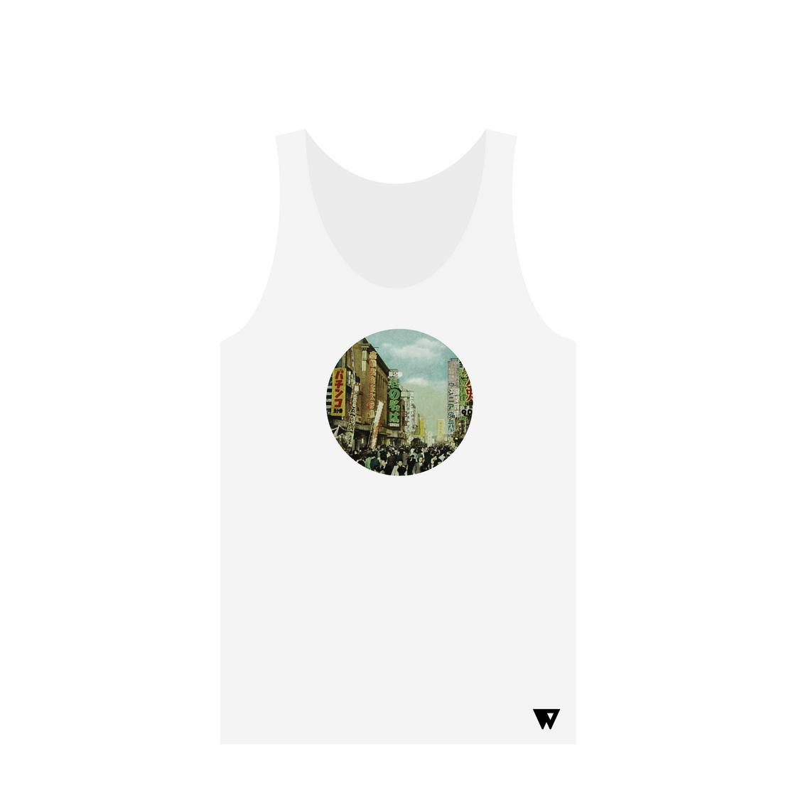 Tank Top Retro China | Wuzzee