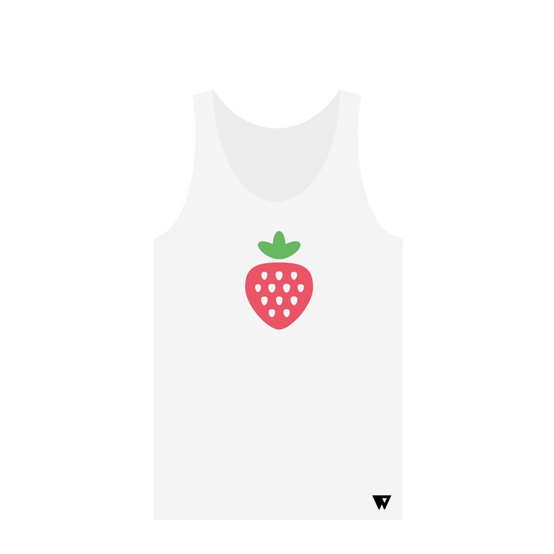 Tank Top Strawberry | Wuzzee