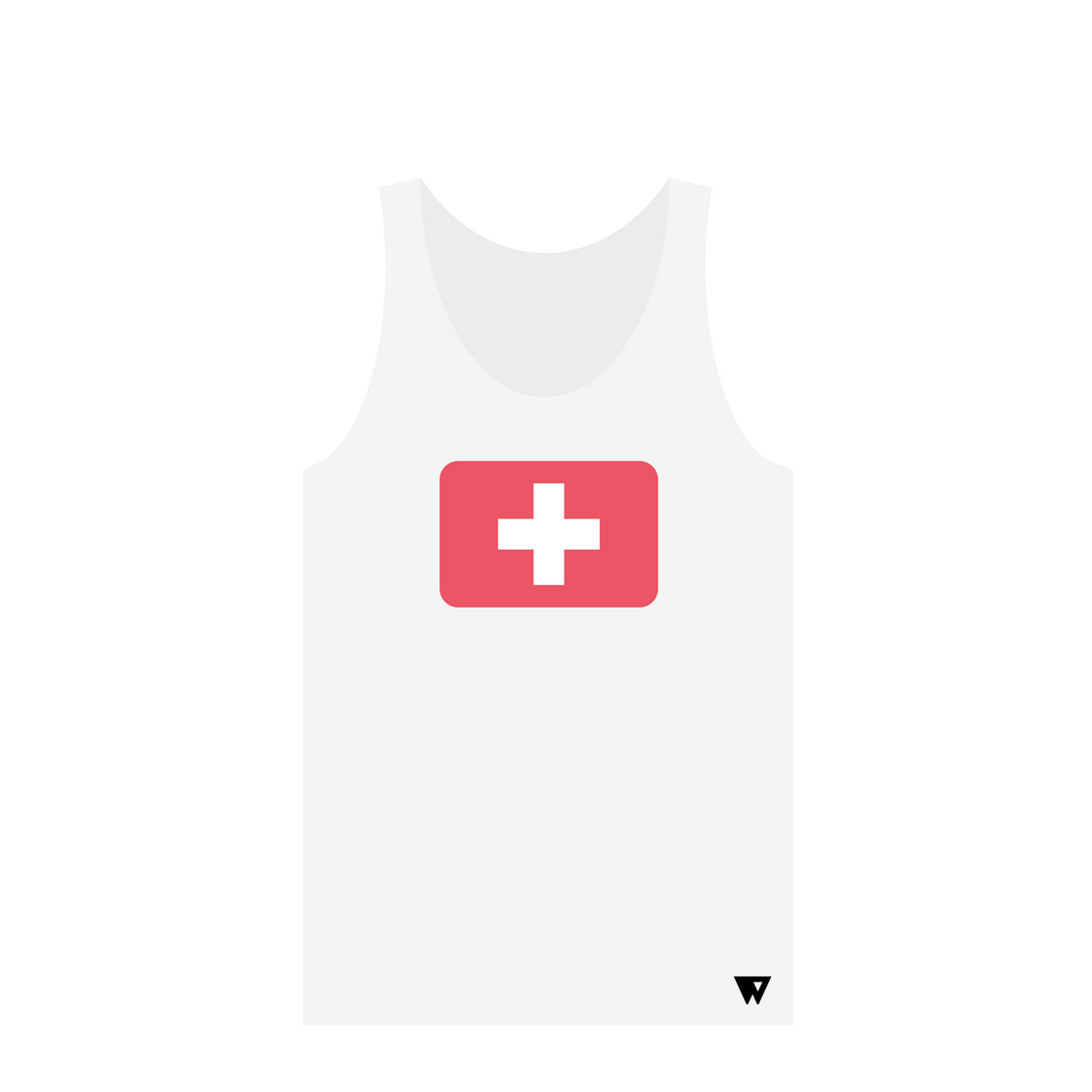 Tank Top Swiss | Wuzzee