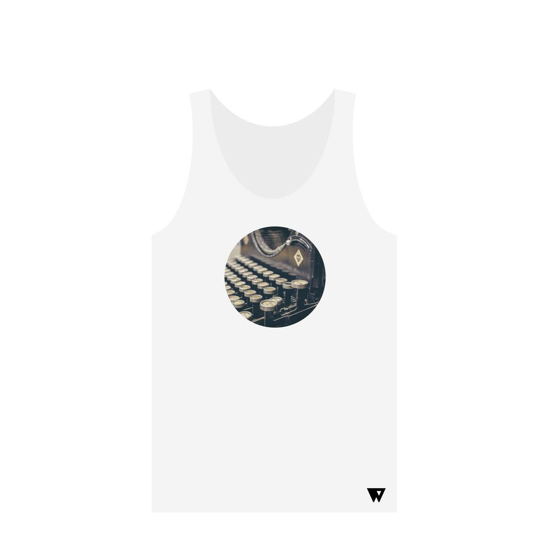 Tank Top Typeprint | Wuzzee