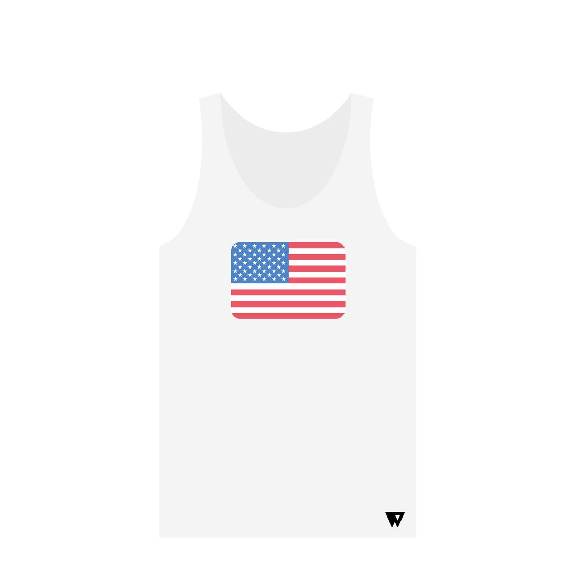 Tank Top Usa | Wuzzee